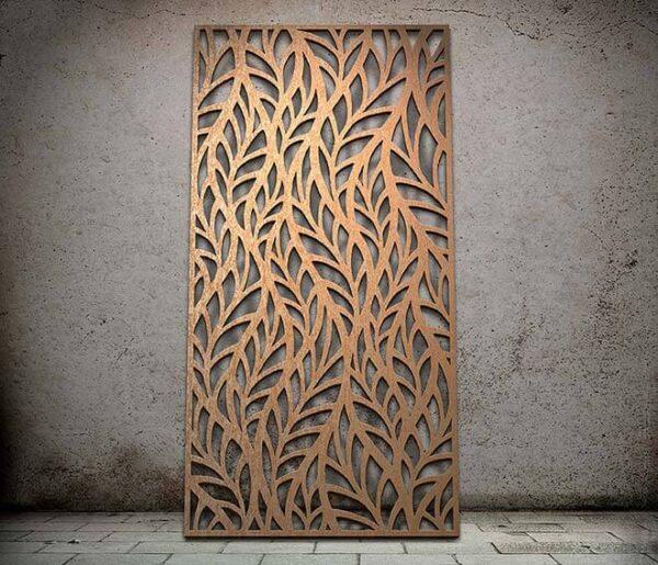 Lattice Panel: Botanical 04