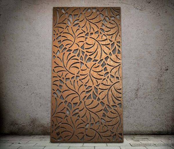 Lattice Panel: Botanical 09
