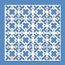 Lattice Panel: Clover