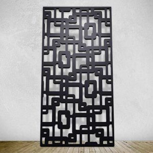 Lattice Panel: Geometric 01