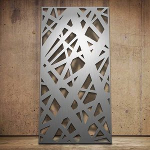 Lattice Panel: Geometric 03