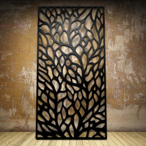 Wall Dividers: Botanical 01