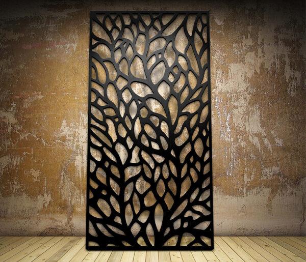 Lattice Panel: Botanical 01