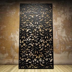 Wall Dividers: Botanical 07
