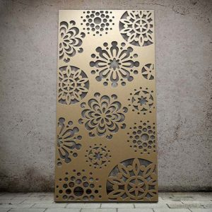 Wall Dividers: Botanical 08