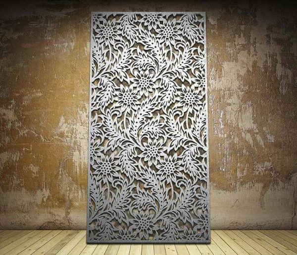 Wall Dividers: Classic 04