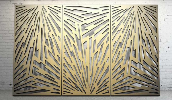 Wall Dividers: Geometric 04
