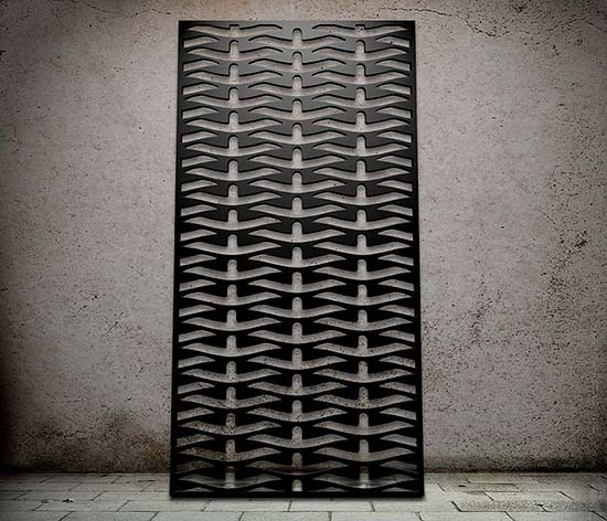Wall Dividers: Geometric 05