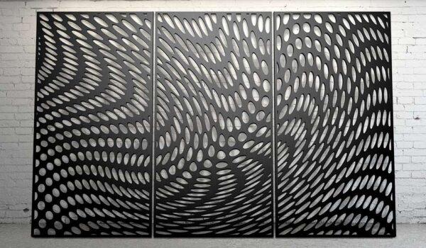 Wall Dividers: Geometric 06