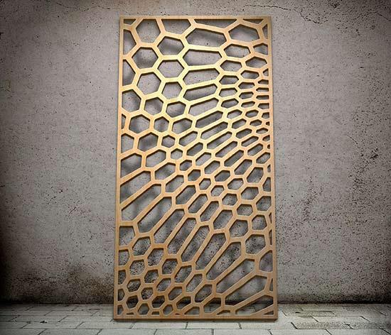 Wall Dividers: Geometric 08