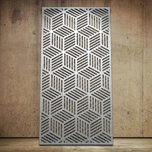 Wall Dividers: Geometric 12